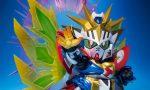 【SDX】太陽騎士ゴッドガンダムは明日から受注開始