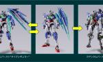 【ガンダム00】クアンタムバーストタイプレギュラーが立体で完全再現されたのってもしかしてこれが初めて?