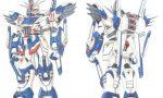 【トライエイジオリジナルMS】ガンダムF91RR(ダブルアール)いいよね