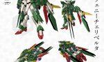 【ガンダムビルドファイターズ】ガンダムX十魔王とフェニーチェリベルタの設定画が公開!