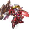 【SDガンダム ザ・ラストワールド】斬華忍者スローネドライが公開!