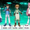 【ガンダムビルドダイバーズ】キャラクターとアバターが発表されました!