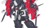 【ガンダムAOZ】[クィンリィ]フルアーマー形態が公開!