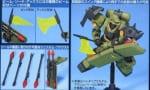 【ガンダム】ジオン軍斧好きすぎ問題wwwwwwwwwww