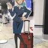 【AnimeJapan2019】快適な空の旅じゃなくなりそうなCAwwwwwwwwwww