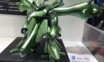 【ガンプラ】メタリックグリーンで塗ったナイチンゲールwwwwwwwwwww