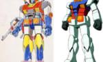 【Zガンダム】ガンダムのデザインがわずか7年でこうなったの凄いよね