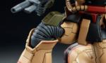 【ガンプラ】HG1/144 デザートザク、膝になんか付いてるな・・・