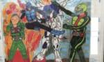 【ガンダムF91】アナハイム職員の子供が描いた絵wwwwwwwwwwwwwwww
