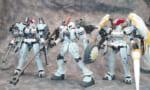 【ガンプラ】トサカヨシ!ドーバーガンヨシ!殺人的な加速ヨシ!