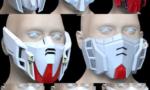 【ガンダム】ガンダムフェイスのマスクだったらどれ付けたい?wwwwwwwwwwwwwwww